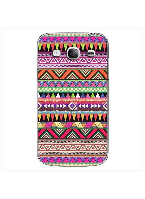 People's Cover Samsung S3 Kabartmalı Kapak Renkli